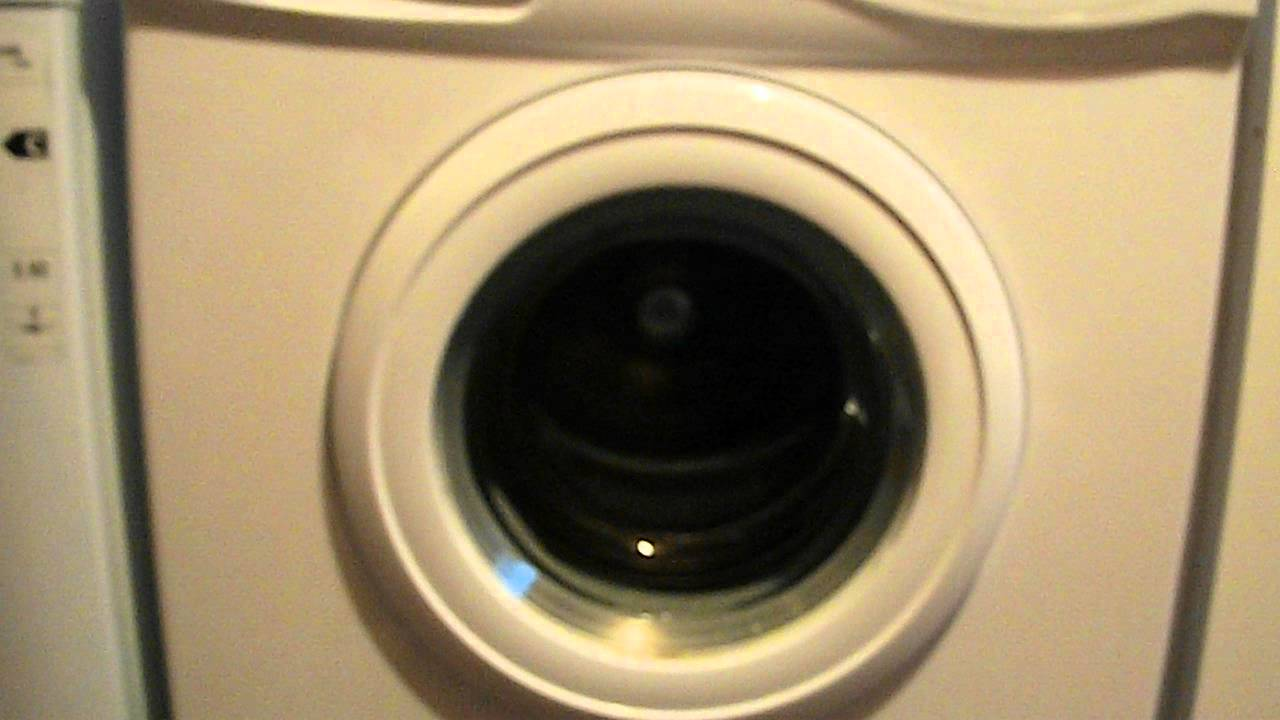 hoover 500ma washing machine manual
