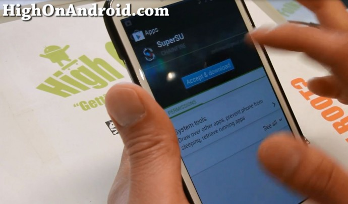 how to unroot android manually