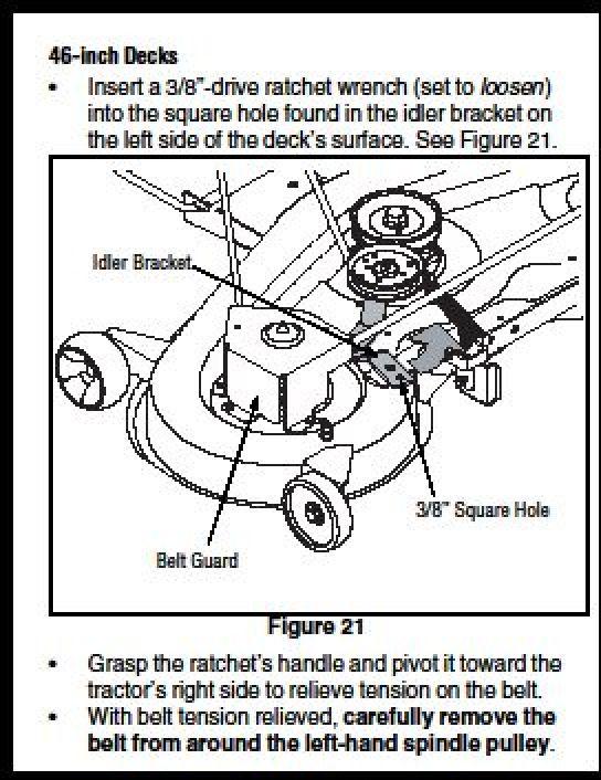 cub cadet lt1045 parts manual