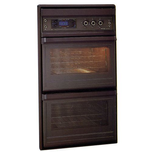 chef baroness integra wall oven manual