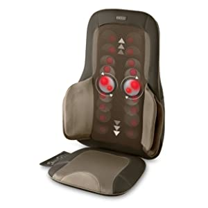 homedics shiatsu massage cushion with heat manual