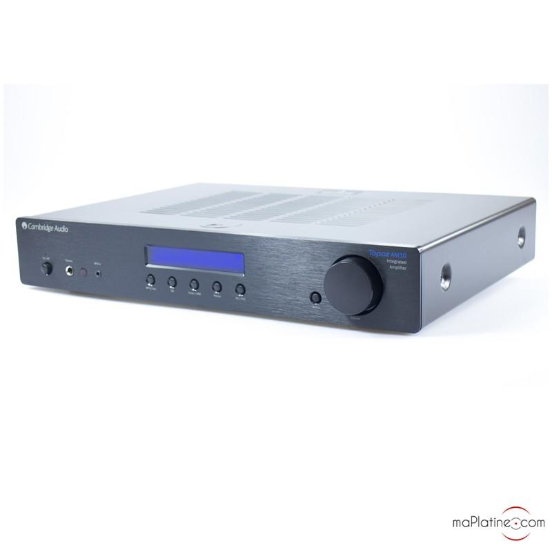cambridge audio topaz am10 manual