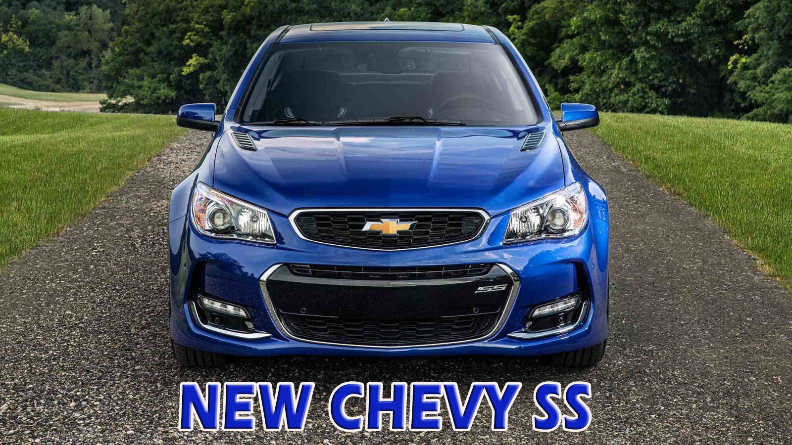 2017 chevy ss manual for sale