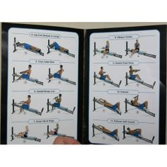 weider ultimate body works exercise manual