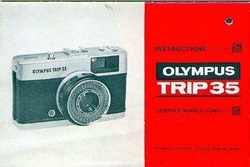 olympus trip 35 instruction manual