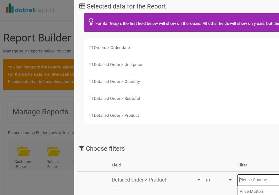 report builder enterprise edition manual