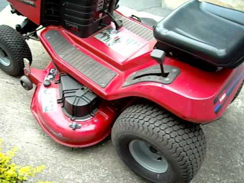 toro wheel horse 16 38hxl manual