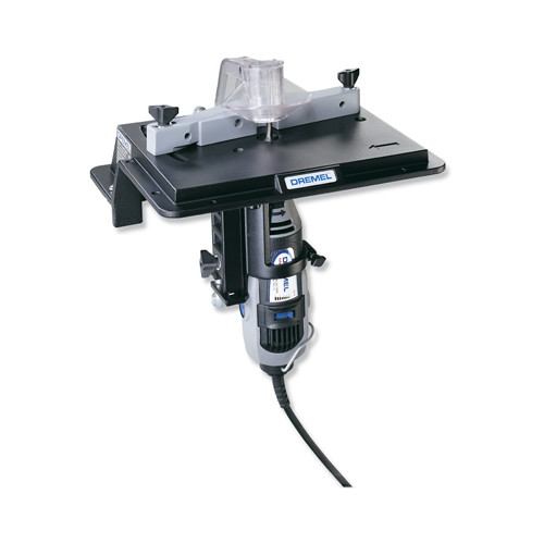 dremel 231 shaper router table manual