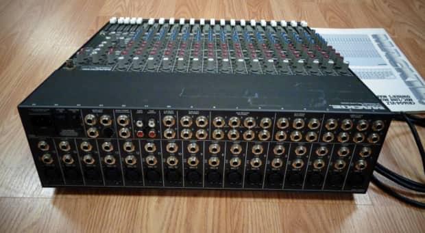 mackie mixer 1604 vlz pro manual
