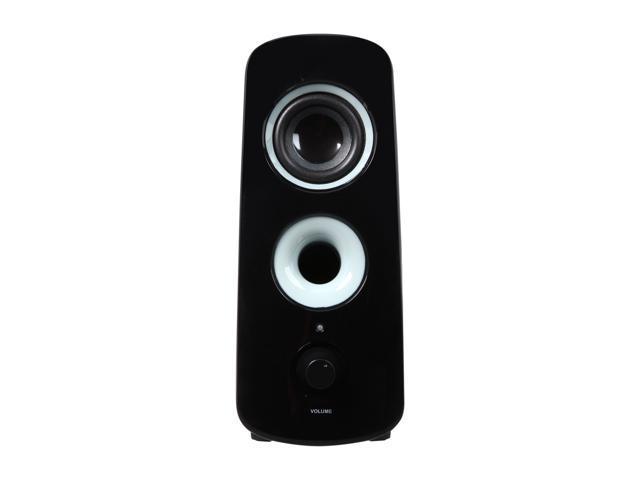logitech speaker system z323 manual
