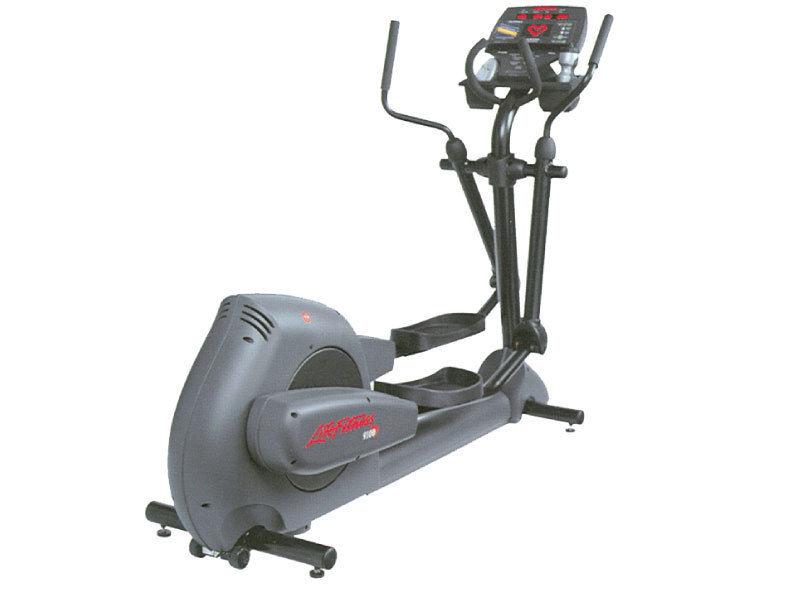 life fitness 9100 elliptical manual