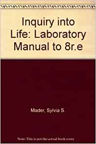 inquiry into life 14th edition lab manual