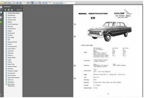 el falcon workshop manual pdf