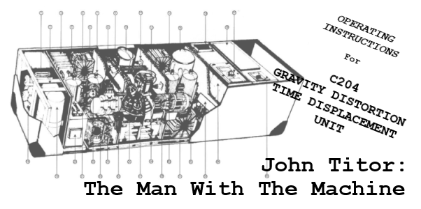 john titor time machine manual pdf
