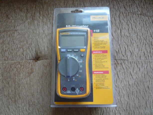 fluke 21 iii multimeter manual