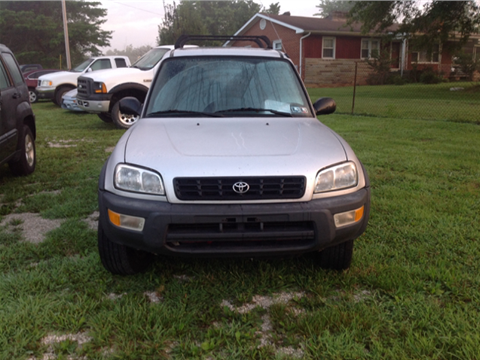 2005 toyota rav4 manual awd suv