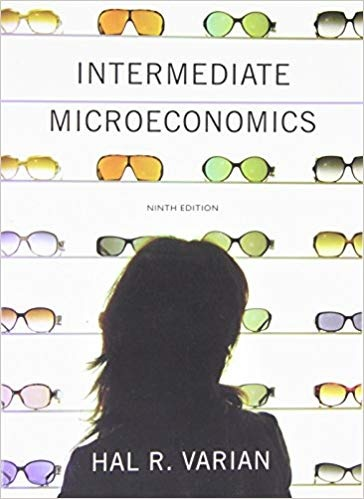 varian intermediate microeconomics solution manual pdf