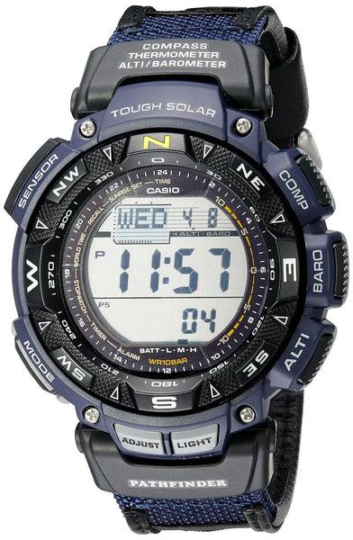 casio pathfinder triple sensor watch manual