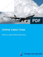 airline cabin crew training manual