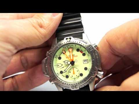 citizen aqualand dive watch manual