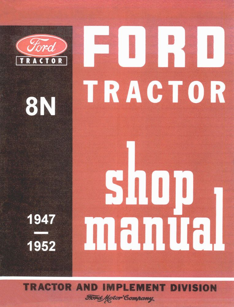 ford motor company owners manuals