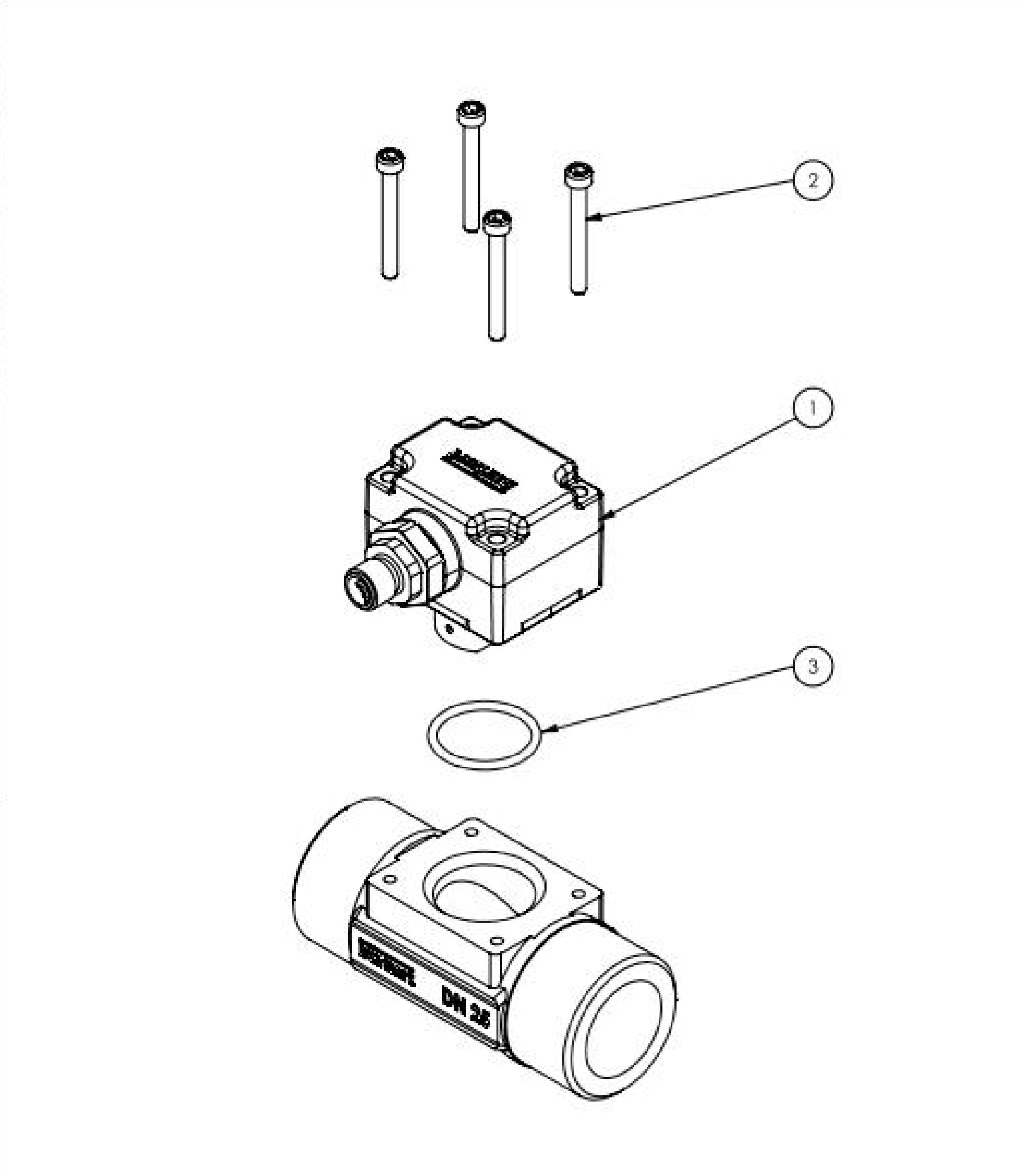 burkert 8025 flow transmitter manual
