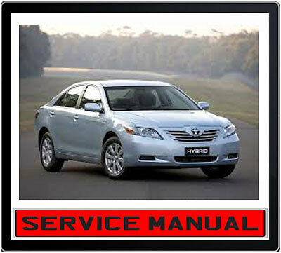 1998 toyota camry repair manual free