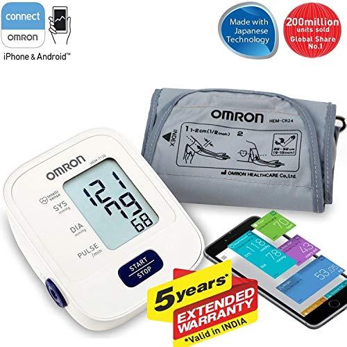 omron blood pressure machine manual