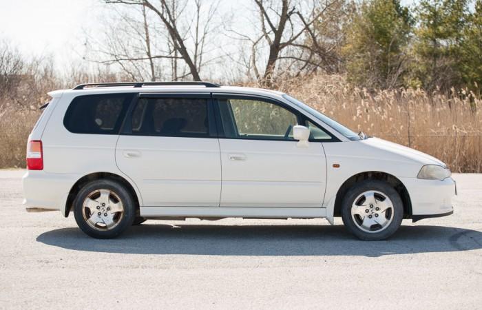 2000 honda odyssey manual transmission