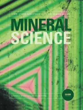 manual of mineral science 23rd edition free download