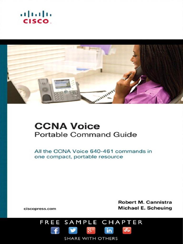 ccna voice lab manual pdf