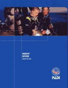 padi night diver manual pdf
