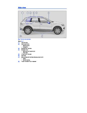 2004 volkswagen touareg owners manual download