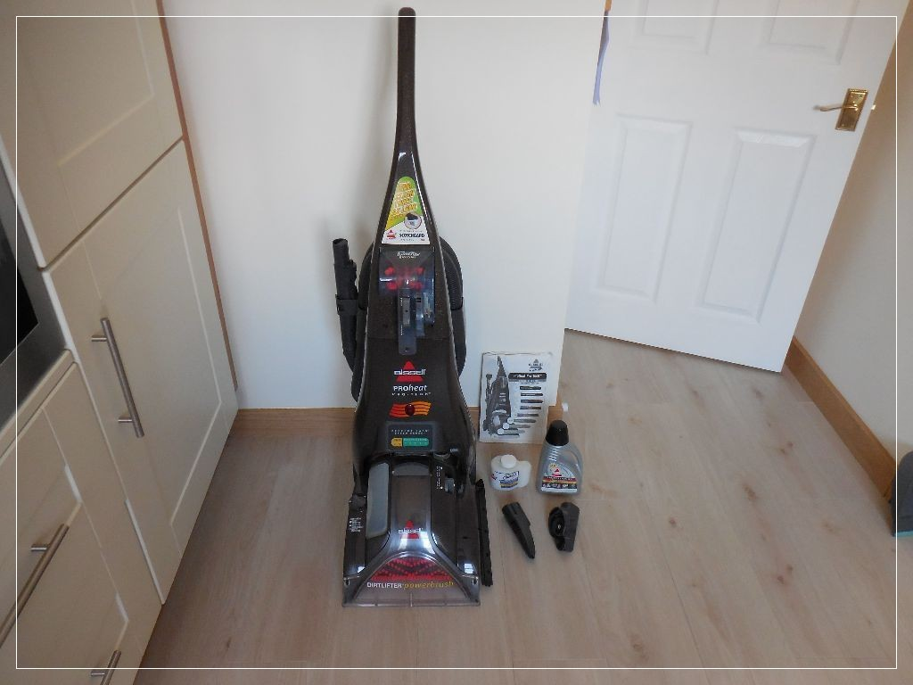 bissell proheat protech 7920 manual