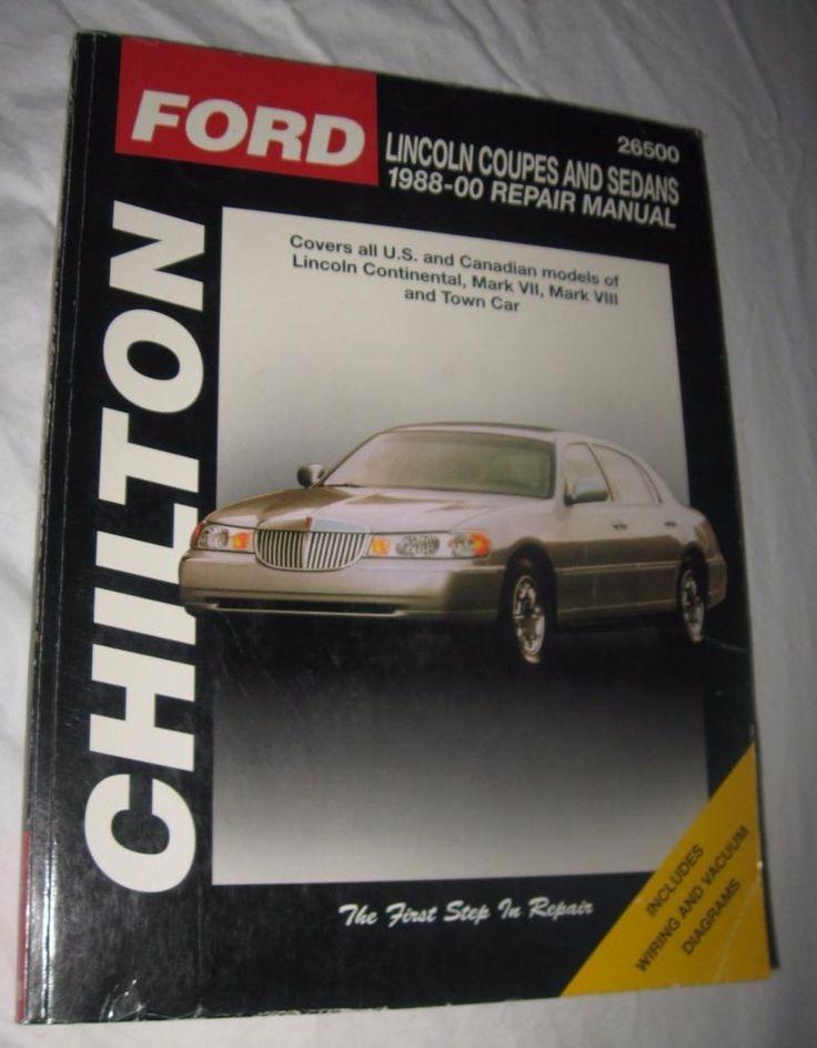 where to buy chilton repair manuals