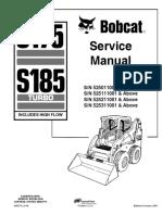 bobcat s130 parts manual pdf