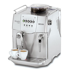 saeco magic coffee machine manual