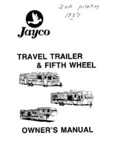 1995 jayco eagle owners manual