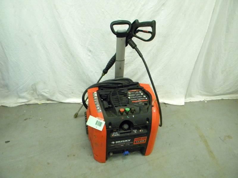 homelite 2600 psi pressure washer manual