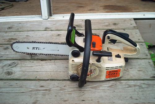 stihl pole saw repair manual