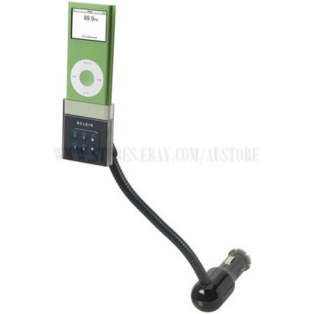 belkin ipod fm transmitter manual