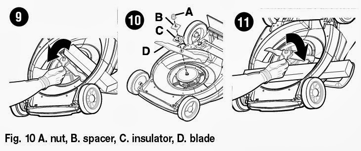 Black And Decker Electric Lawn Mower Repair Manual