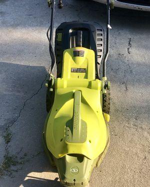 black and decker electric lawn mower repair manual