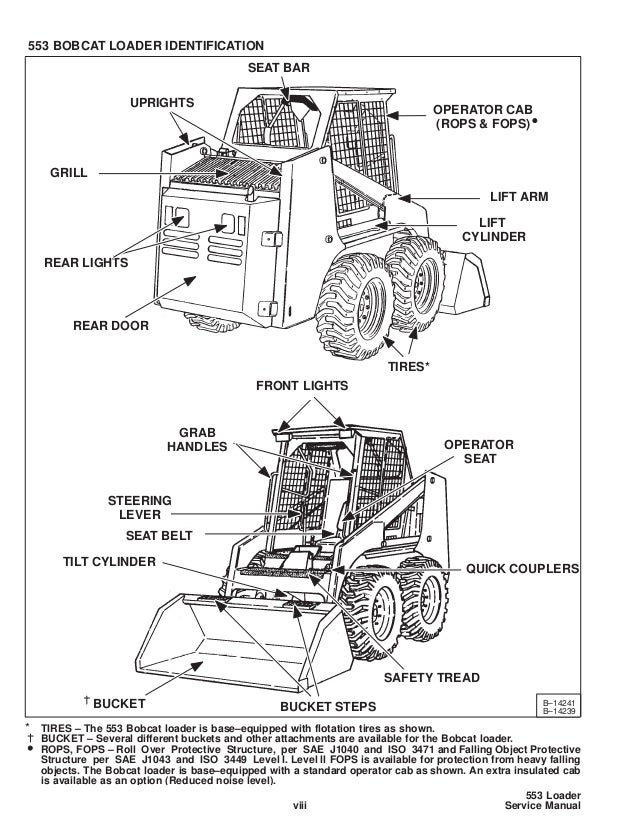 bobcat 753 owners manual pdf