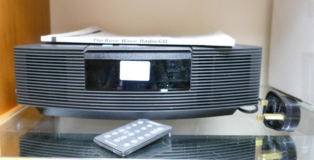 bose wave radio cd manual