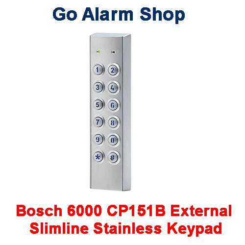 bosch solution 6000 user manual