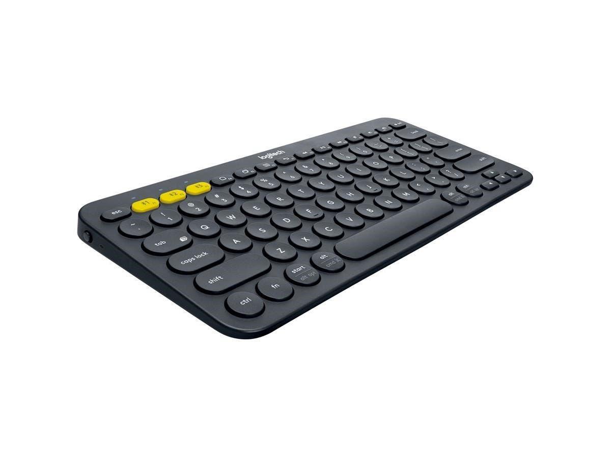 logitech tablet keyboard for ipad manual