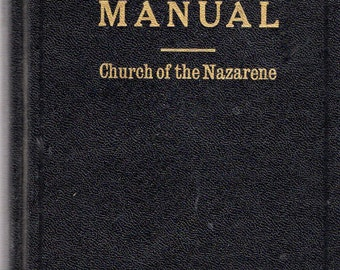 church of the nazarene manual