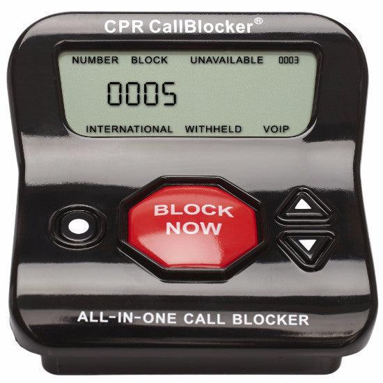 cpr call blocker v202 manual