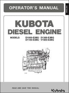 kubota d1105 parts manual download